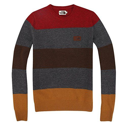 (ノースフェイス) THE NORTH FACE WHITE LABEL COLOR STRIPE SWEATER... https://www.amazon.co.jp/dp/B01M0P9AR1/ref=cm_sw_r_pi_dp_x_sCp-xb8YSPSTM