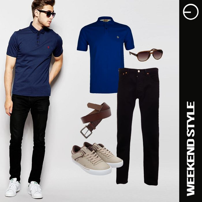 #FashionBySIMAN & Carlos Eduardo Paredes: Penguin nos ofrece una variedad de colores y estampados en camisas tipo Polo. Son ideales para llevar un fin de semana con unos jeans.