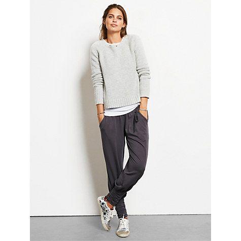 Buy hush Long Harem Trousers Online at johnlewis.com