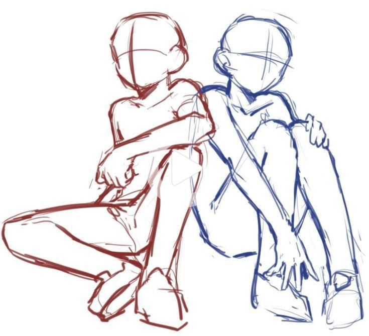 Art Reference Cartoon Drawings In 2020 Drawing Reference Poses Art Reference Poses Drawings Of Friends