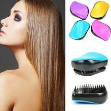 2015 vendita di promozione strumenti 1 pz professionale del salone acconciature cura dei capelli anti-statico pettine spazzole