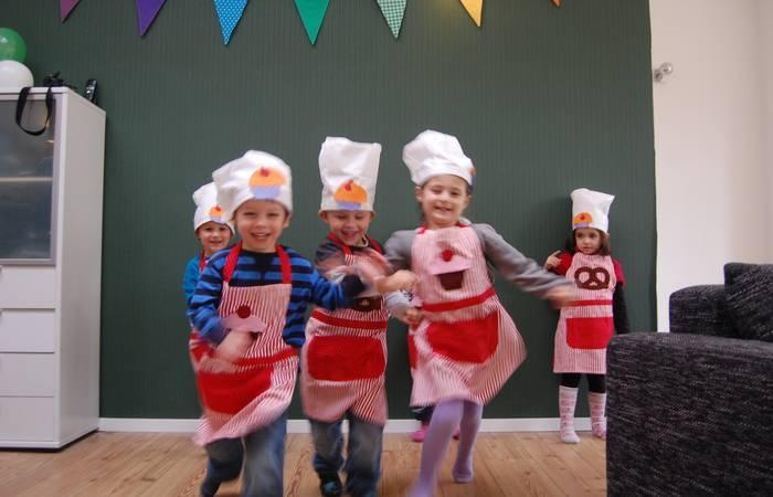 kleine Bäcker: my-kinderparty Kindergeburtstag