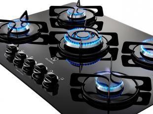 Cooktop a Gás 5 Bocas Electrolux