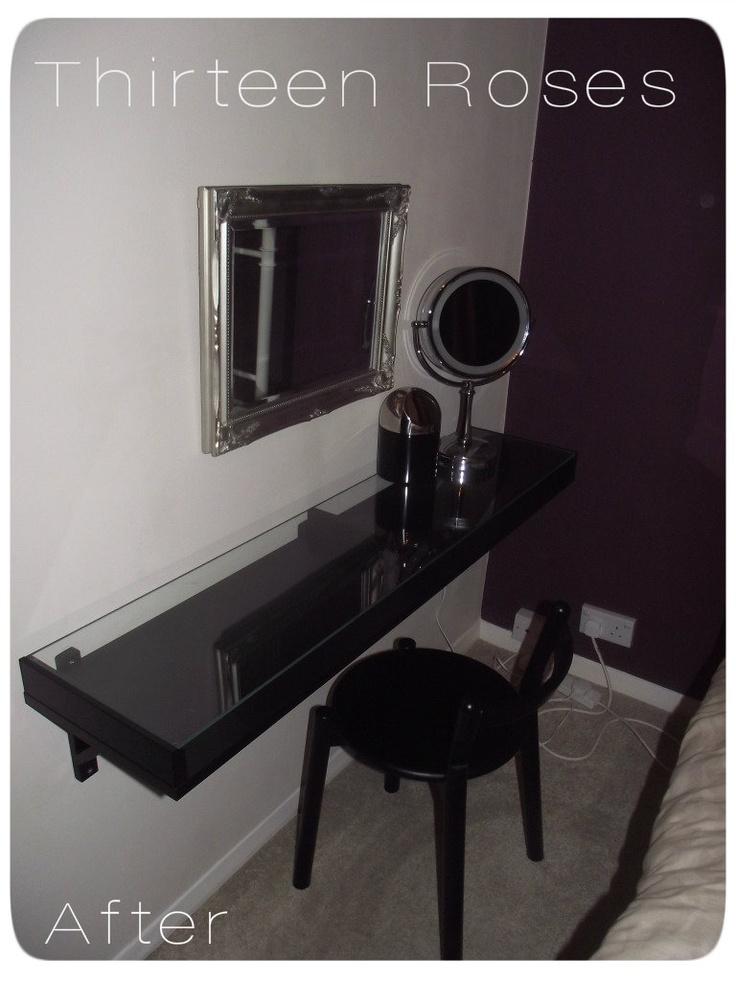 144 best images about vanity dressing table on pinterest. Black Bedroom Furniture Sets. Home Design Ideas