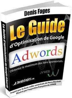 Nous allons très bientôt proposer un dossier complet en 3 partie sur Comment optimiser ses campagnes Google Adwords, avec plusieurs dizaines de pages de conseils et d'astuces pour réussir ses campagnes d'achat de mots clés sponsorisés. En attendant la publication …