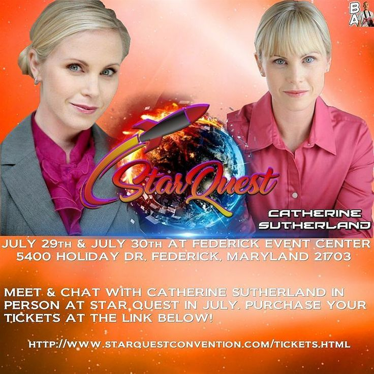 @catherine_sutherland is coming to the Star Quest Convention in July.  Follow @catherine_sutherland  Like her page on Facebook  www.facebook.com/catherinejsutherland  #beatmaticartwork #beatmaticsupports #trentonnjpromoter #powerrangers #mightymorphinpowe