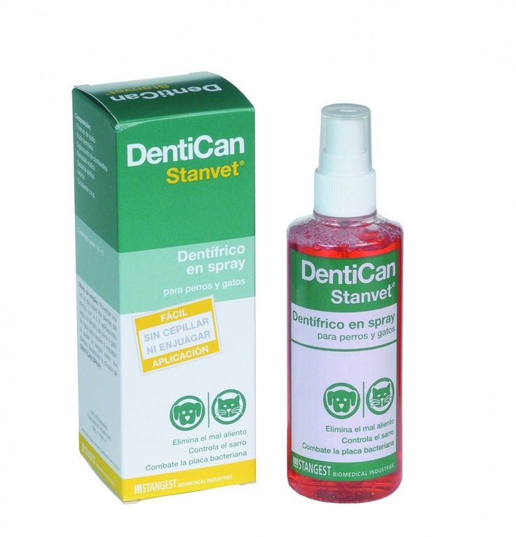 Spry Dental Dentican 125 ml