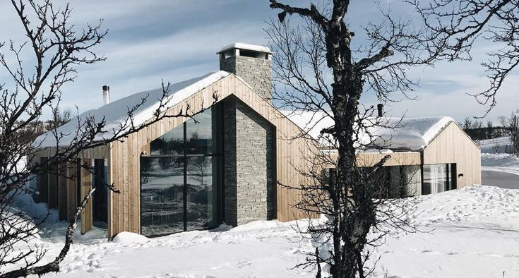 Check Out These 17 Stunning Swedish Style Homes We Adore Scandinavian Architecture Scandinavian Design House Swedish Architecture