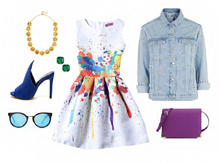 4 LA Street Style Outfits Inspired by Disney•Pixar Films | chic Inside Out-inspired fashion | [ http://di.sn/6000BfXky ]