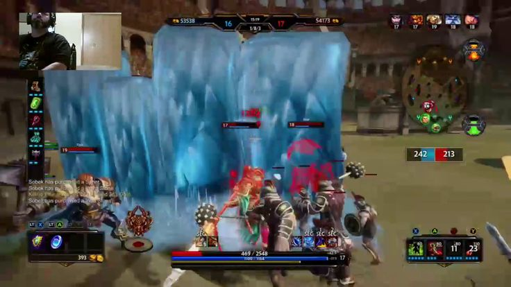 Smite Xbox One/ Wicked Cool Game Play Video