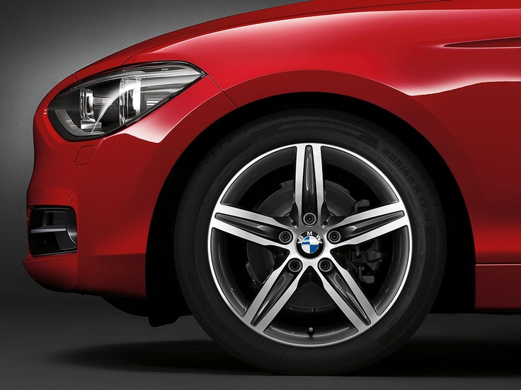 BMW 1 Series Sports Hatch (5-door): Images and Videos | BMW South Africa