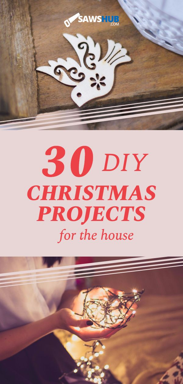 30 DIY Christmas & Holiday Art Projects for Your Home ...