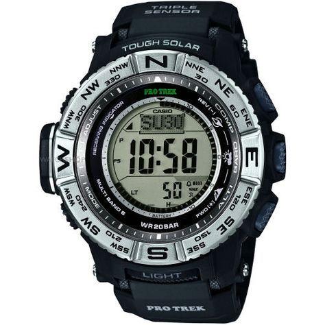 06c5baf37ec6 reloj casio protrek triple sensor