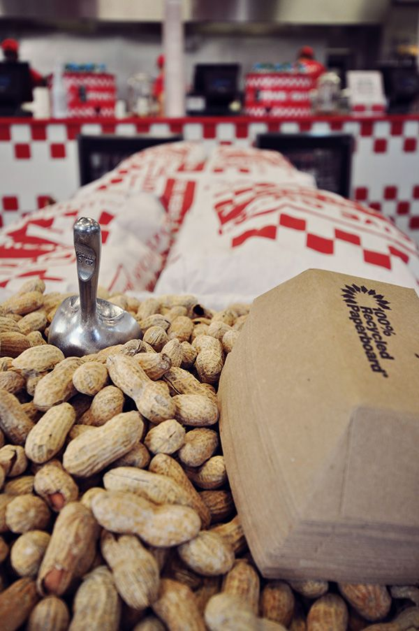 Five Guys Nuts