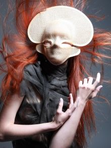 Alien Nude Mask   NOT JUST A LABEL