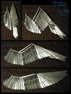 1/3rd-scale Folding Wing Prototype +VIDEO by EuTytoAlba on deviantART