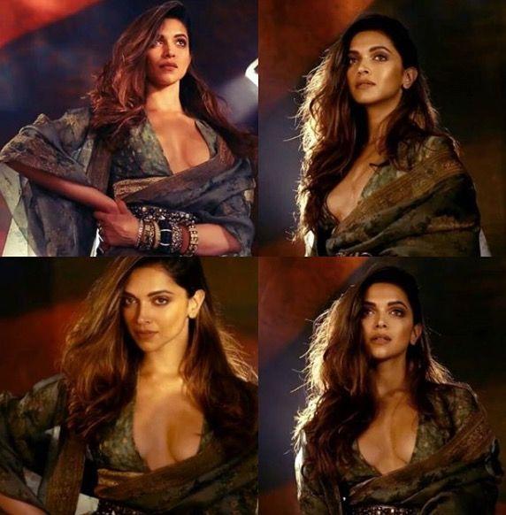 Deepika Padukone for Vogue 2016 photoshoot
