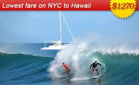 Air Fares Flight Ticket Booking to and from Hawaii - Book Cheap Flights Tickets from Hawaii with AirFareMall Com. We offer Great airfare deals on International and Domestic Flight Bookings.