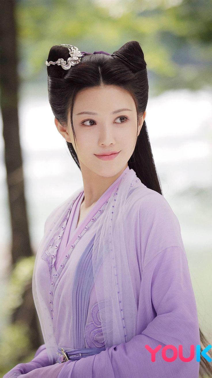 Ghim của ♡Trang♡ trên TSTTCTT - 三生三世枕上书 | Nữ thần, Diễn viên
