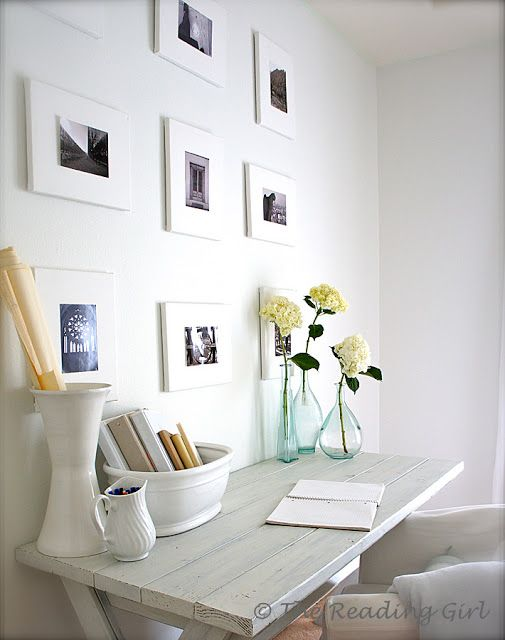 diy how to make a desk small space