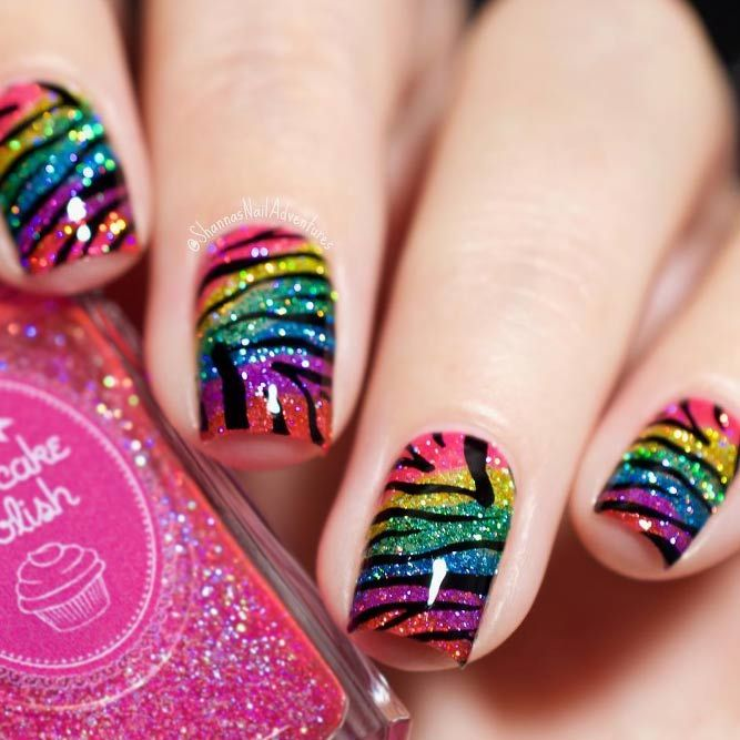 30 Best Ideas How To Do Ombre Nails Designs + Tutorials – nails