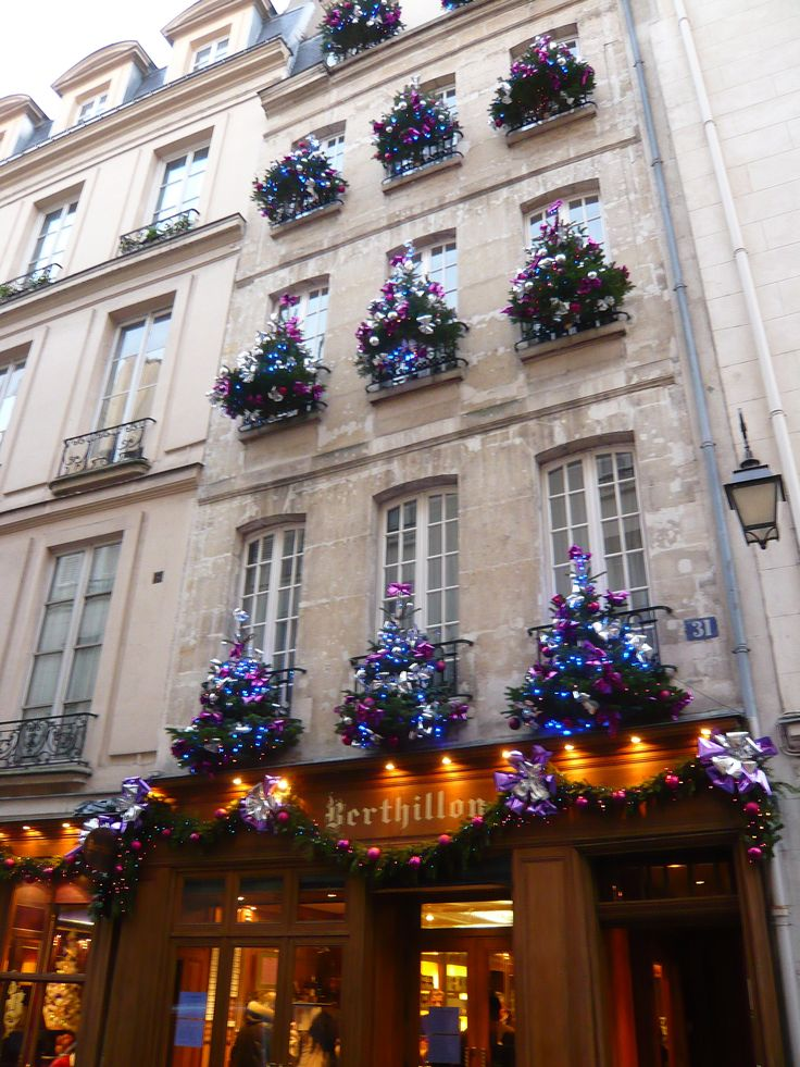 Berthillon on Ile Saint Louis, Paris has best ice cream in France.
