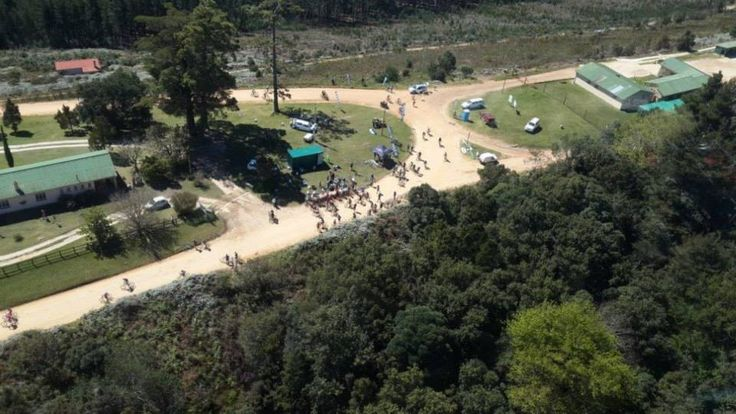 """100km offroad race from UNIONDALE to KNYSNA via the Prince Alfred's Pass in aid of """"SightFirst"""""""