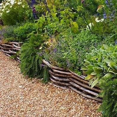 Bamboo Beauty - DIY Garden Edging - Bob Vila