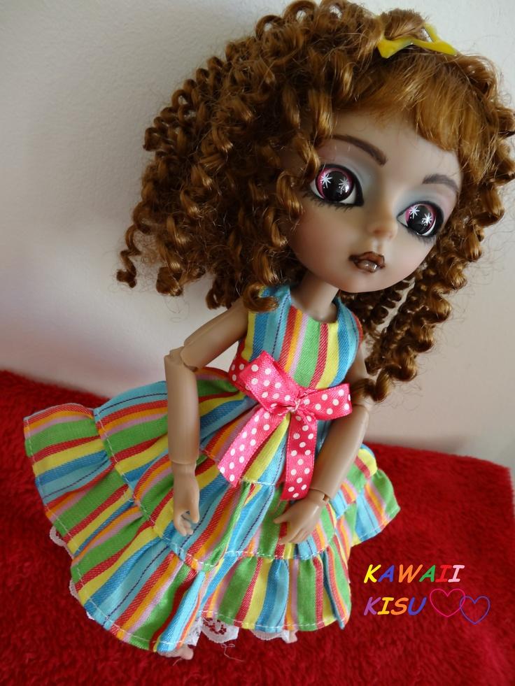 Hujoo, modèle 1/6 Yomi, chocolate skin!
