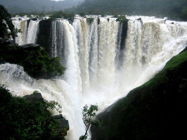 Jog Falls India  http://www.youtube.com/watch?v=MU0CjwPVfrw=related