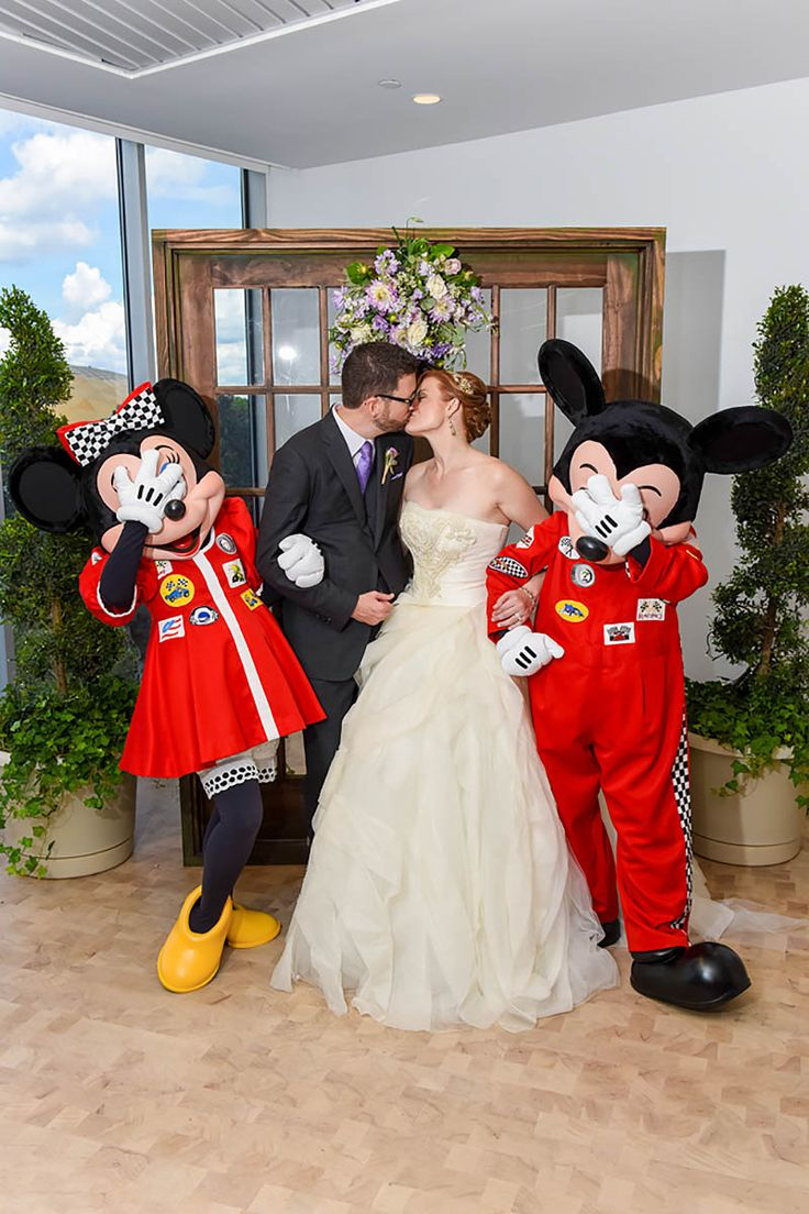 Walt Disney World Wedding Spotlight: Chad and Nicole | Disney Weddings