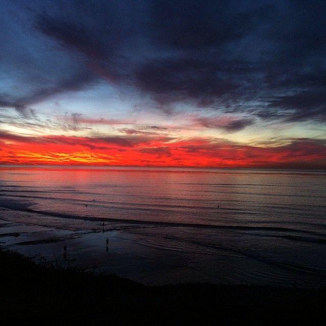 Sunset Cliffs, San Diego