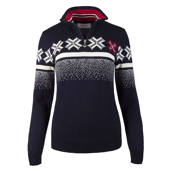 dale of norway olympic passion feminine sweater xl navy