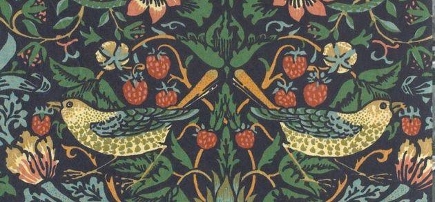 Azzurro Design Kraków / tkaniny / Morris - tkaniny obiciowe, zasłonowe, dekoracyjne