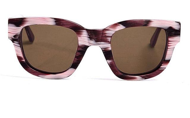 Ochelari de soare Acne, Printed Frame