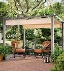 retractable roof pergola | Outdoor areas | Pinterest | Pergolas
