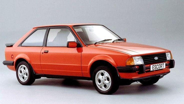 Carros para sempre: refinado, Escort era pequeno grande carro - CARPLACE