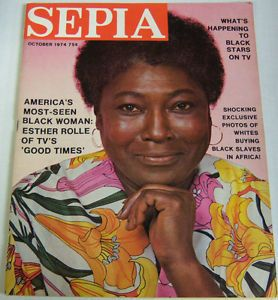 Esther Rolle | Sepia-Magazine-Esther-Rolle-October-1974-111712R