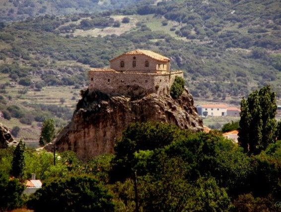 The old church with 114 steps at Petra, Lesvos. Join us 27th August for fun and exploration of all the wonderful sites.