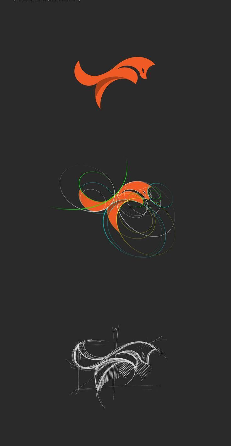 Best Logo Design Images On Pinterest Advertising Children - 40 genius creative logo designs