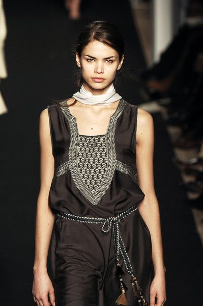 Isabel Marant Fall 2005