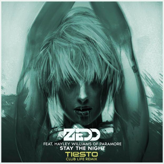 Zedd feat. Hayley Williams - Stay the Night (Tiesto Remix)