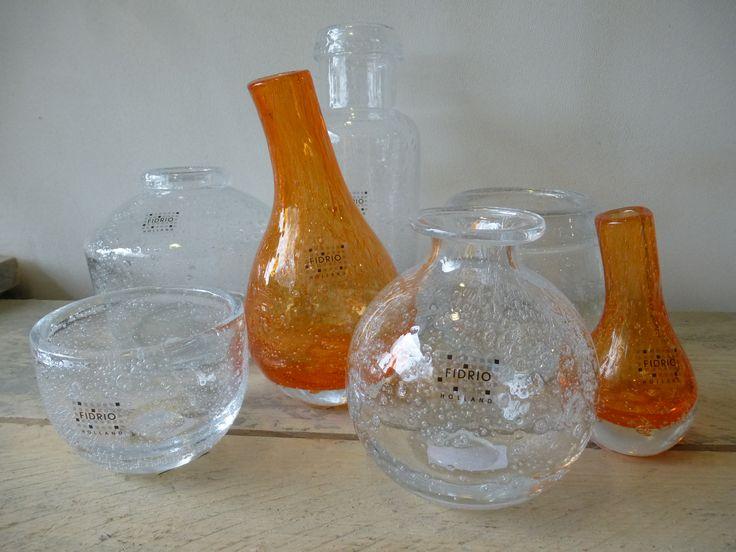 Transparant met een beetje oranje