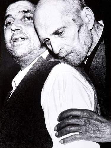 Mario GIACOMELLI - Sala d'aspetto, 1955-1957