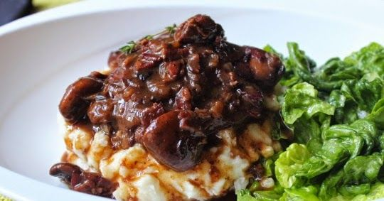 Food Wishes Video Recipes: Coq Au Vin – Rock Out with Your Coq Out
