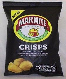 Walkers Marmite Crisps