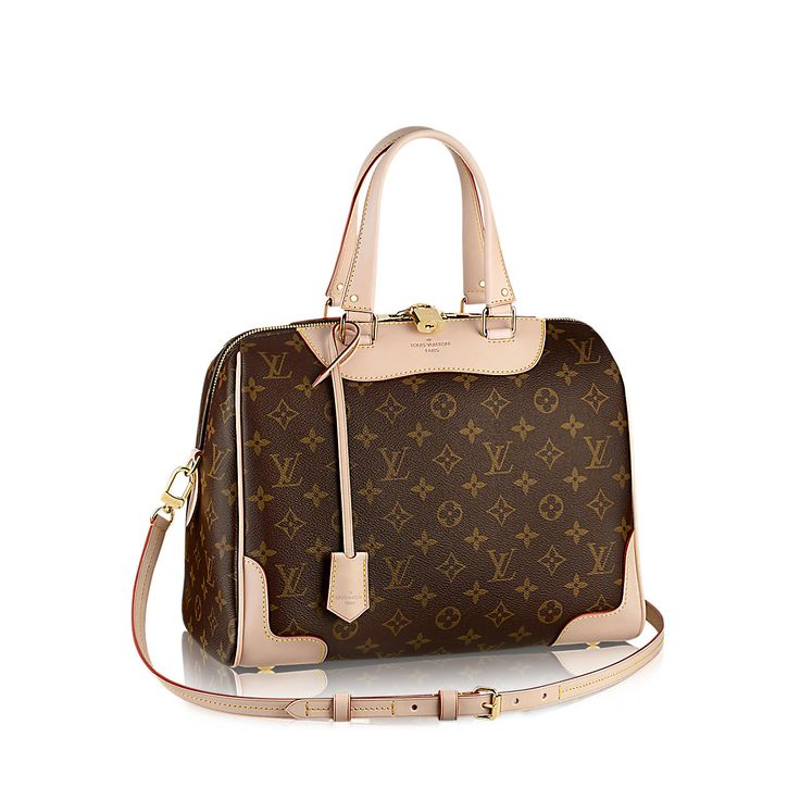 Discover Louis Vuitton Retiro: In iconic Monogram canvas, and with luxurious cowhide leather trimmings, the Retiro exudes timeless style. Its elegant, understated shape and ample interior make it delightfully practical.