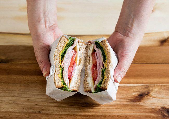 Envolver Sándwiches