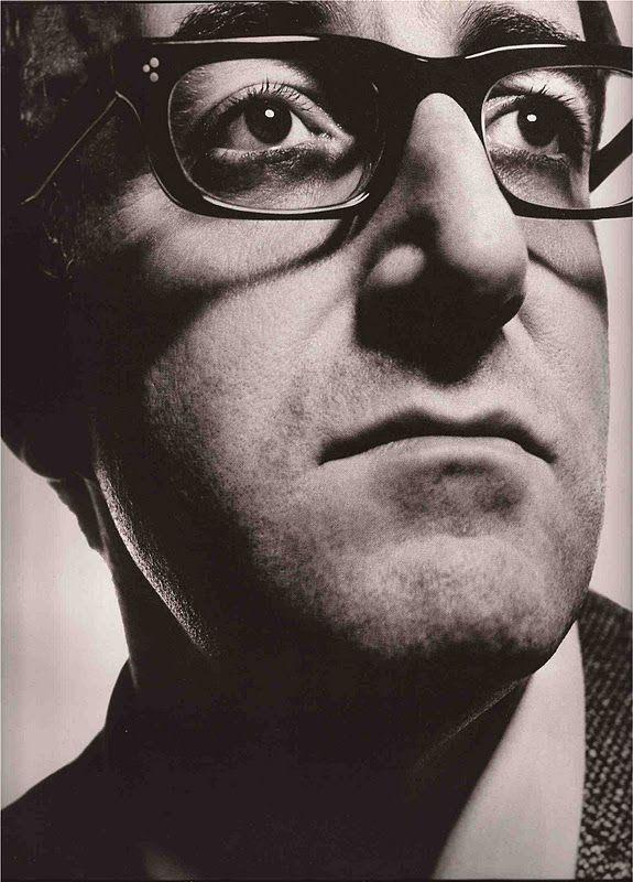 devodotcom:  Peter Sellers, by David Bailey. Vogue 1965
