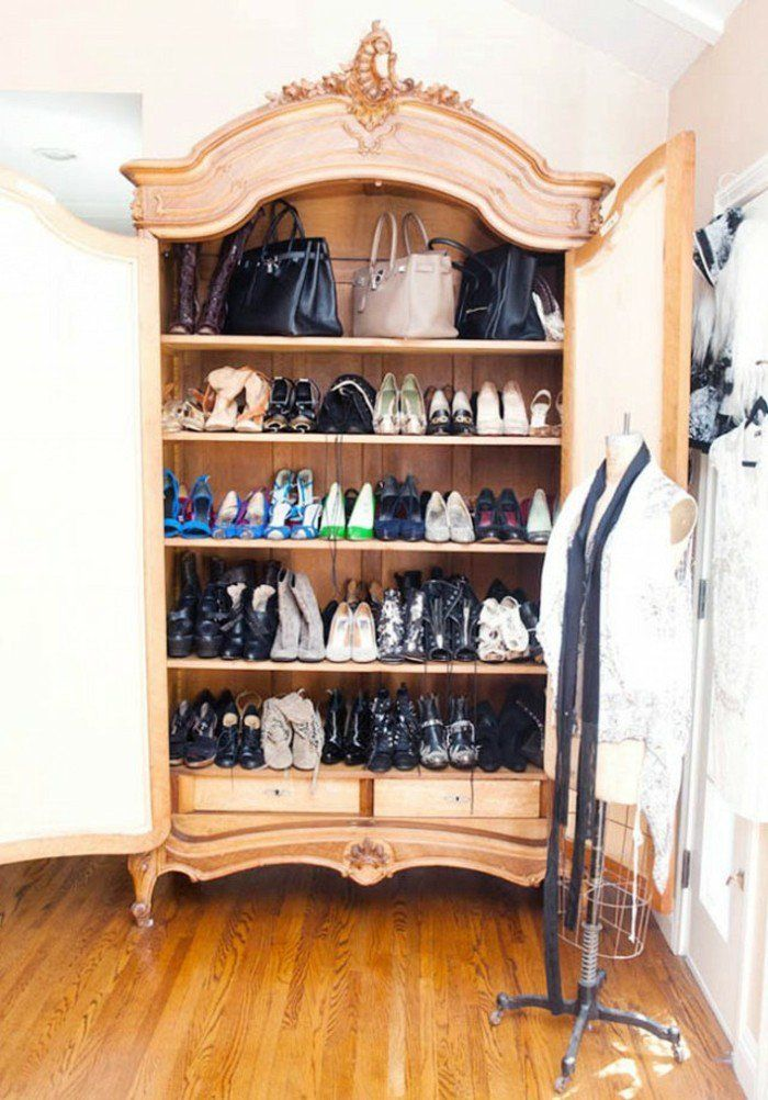 25 beste idee n over schuhschrank selber bauen op. Black Bedroom Furniture Sets. Home Design Ideas
